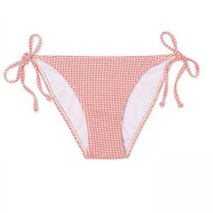 NWT Xhilaration Houndstooth Bikini Bottom Large